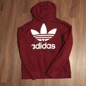 adidas hoodies sweater, worn couple times.
